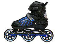 Credence Sterling Adjustable Shoes Inline Skates - Color May Vary (M (35-38))