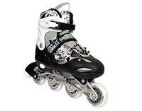 Credence Adjustable Shoes Inline Skates - Color May Vary (M (35-38))