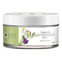 Organic Harvest Orgawrink Anti Wrinkle Mask, 50g