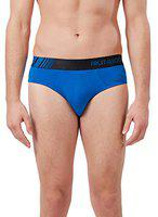 Fruit Of The Loom Men's Solid Cotton Brief (mhb10-a1s3-imperial Blue)