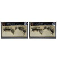 Jiaoer Styling Eyelash Day and Night Pack with Glue