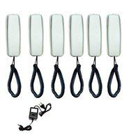 Sonics Corded Intercom with 6 Lines (Expandable up to 9 Lines)