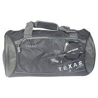 Texas USA Exclusive Imported Gym Bag-323-Grey Black