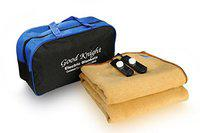 Power Blanket Blanket for Double Bed with Automatic Temperature Control