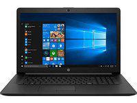 HP 17.3-inch 17z Laptop PC - AMD Dual-Core A9 Processor, 8GB Memory, 1TB Hard Drive, Bluetooth, DVD Writer, USB 3.1, Windows 10, Jet Black