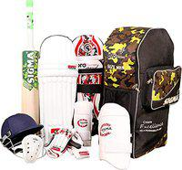 CE Sigma Pro Series Complete Cricket Set (Color May Vary) (3)