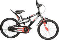 Atlas Trooper DS 20 Inches Single Speed Black & Red Recreation Cycle (Multicolor)