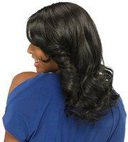 HAVEREAM Women's Curly Hair Wig (Natural Brown)