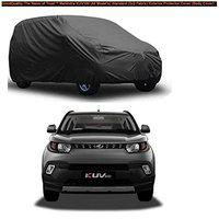 Good Quality Premium Fabric Car Body Cover for KUV 100 with Free Antislipmat