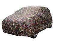 Good Quality-The Name of Trust Military Print/Jungle Print Car Body Cover for Maruti 800/Maruti Zen old/Maruti Alto (Old) with Free Anti slipmat.