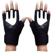 FAYNCI 2018 Half Fingered Riding /Sports / Gym / Weight Lifting / Cycling Gloves for Men, Wome, Boys & Girls