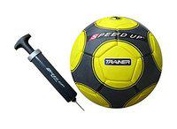 SPEED-UP FOOTBALL SET WITH PUMP (ORANGE OR RANDOM COLOR DISPATCHED)