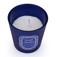 ShopAIS Blue Home Aroma Fragrances Candle for, Home Decor, Relaxation, Dinner, Spa, Romantic Creative Birthday Gift Fragrances Candle