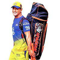 Spartan M S Dhoni Signature Xtraa Large Cricket Kit Bag Back Pack (MS Dhoni Limited Edition) Newly Launched