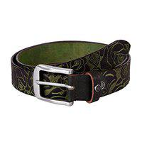 Bacca Bucci Genuine Leather Textured Belts