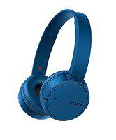 Sony WH-CH500 Wireless Stereo Headset (Blue)