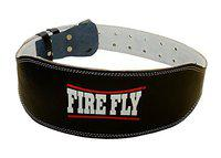 FIRE Fly Leather Weight Lifting Belt for Men Weight Lifting Belt for Workout (48)