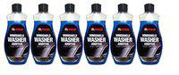 Getsun Windscreen Washer Additive Cleaner (500ml, 6 Pieces)