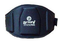 Arnav Eva Belt for Weight Lifting, Sports Belt, Support Belt for Back Pain with 8 Inch Back with 10 MM Moulde for Comfortable Support Neoprene Fabrics with 10 mm U Foam and 10 mm Eva Sheet -42-45