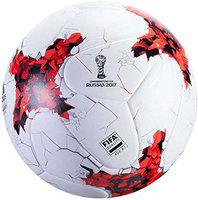 Force One Force One Ruussia-2017 Football PVC Football, Size 5, (Multicolour)