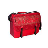 Wildcraft Messengers'18 Fabric 15 inches Red Messenger Bag (SHED)