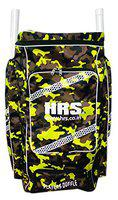 HRS Players Duffle Cricket Kit Bag (Army)