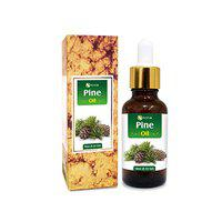 salvia Natural Undiluted Uncut Essential Pine Oil with Dropper (10 ml)