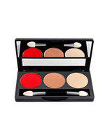 Coloressence Satin Eye Shadow Palette-8(Be Bride)