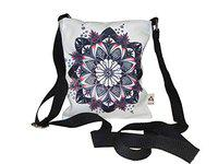 Sling Bag | Sling Bag for Women | Digital Printing Sling Bag | Travel Sling Bag | Women and Girl Sling Bag | Small Sling Bag (Canvas) (Canvas)