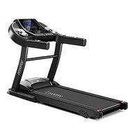 Cockatoo CTM-05 1.5 HP - 2HP Peak DC Motorized Treadmill for Home, Max Speed 14 Km/Hr, Max User Weight 90 Kg(Free Installation Assistance)
