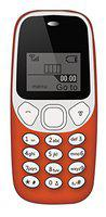 IKALL 1.44 inch,3.65 cm Single Sim Feature Phone - K71 (Red)