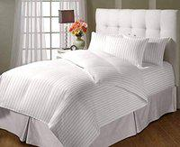 Linenovation Classic Duvet Cover - King Size - Premium Cotton - Duvet/Quilt/Comforter Cover- 91 x 101 inches