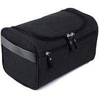 DivineXt Hanging Fabric Travel Cosmetic Toiletry Bag Organizer and Dopp Kit Travel Toiletry Kit for Man and Women