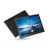 Lenovo Group Limited Lenovo Smart Tab M10, 10.1-Inch Alexa-Enabled Android Smart Device Tablet, Octa-Core Processor, 1.8GHz, 16GB Storage, Slate Black Touchscreen Tablet