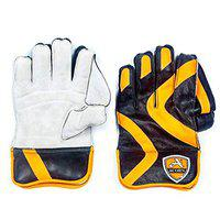 Acorn Cricket Wicket Keeping Gloves - Best Quality (Abootres Model)