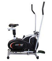IRIS Fitness Body Gym Exercise Cycle Orbitrack 1850 with Twister | Elliptical Cross Trainer | for Weight Loss at Home |
