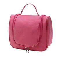 TIED RIBBONS Makeup Bag Travel Cosmetic Organizer for Women and Girls (25 cm X 20 cm X 8 cm)