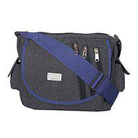 Aadhunik Libaas Denim Multipurpose Cross Body Bag, Sling Bag, College Bag, Office Bag for Boys & Girls