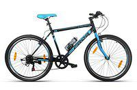 Frog Alphacity 26 inches 7 Speed Bike for Adults (Black)