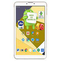 Ikall N5 Tablet (7 inch, 16GB, 4G + LTE + Voice Calling), White