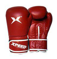 Contest Boxing Glove (Red, 10oz)