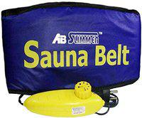 RBS Free Size Size Sauna Slim Belt for Weight Loss and Slimming Healthy Diet Belt Fat Burner