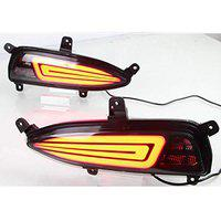 Spidy Moto Hyundai i20 Elite Rear Bumper Reflector DRL LED Tail Lights New Version