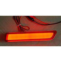 Spidy Moto Rear Bumper Reflector DRL LED Tail Lights Maruti Suzuki Baleno