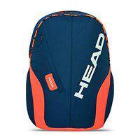 Head Rebel Tennis Backpack (Blue/Orange)
