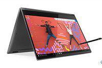 Lenovo Yoga c930 Glass Intel Core i5 8th Gen 13.9-inch Ultra HD 2-in-1 Touchscreen Laptop (16GB RAM/512GB SSD/Windows 10 Pro/Iron Grey/1.4kg), 81EQ000SIN
