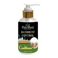 Pink Root Dandruff Control Conditioner, Dandruff Free Hair Without Dryness Conditioner 200ml, With Colour Protection