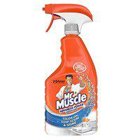 Mr Muscle Advanced Power Bathroom Cleaner 750ml