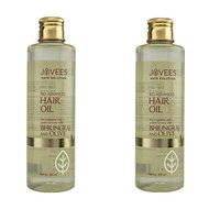 Jovees Bio Advanced Hair Oil -Bhringraj and Olive. (Set of 2)