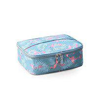 Divinext Polyester Toiletry Bags (Multicolored_Makeup-Toiletry-bag)